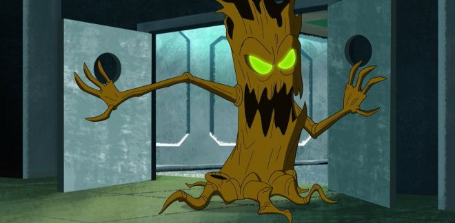 Tree monster - Scooby-Doo and Guess Who?