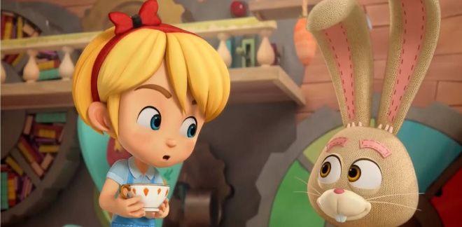 Mutlu Kraliçe Günü - Alice ve Lewis