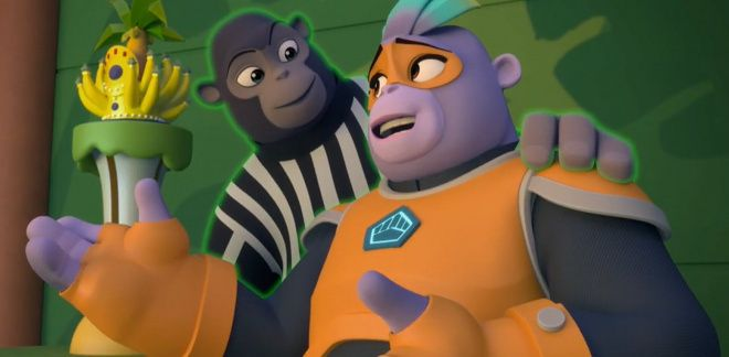Les championnats de la Jungle - Kingdom Force, la force des royaumes