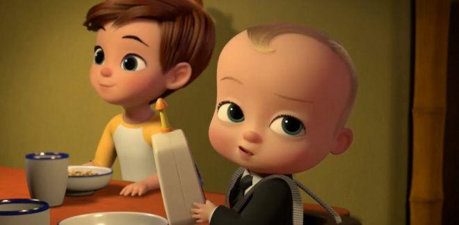 Soirée de folie en famille - Baby Boss