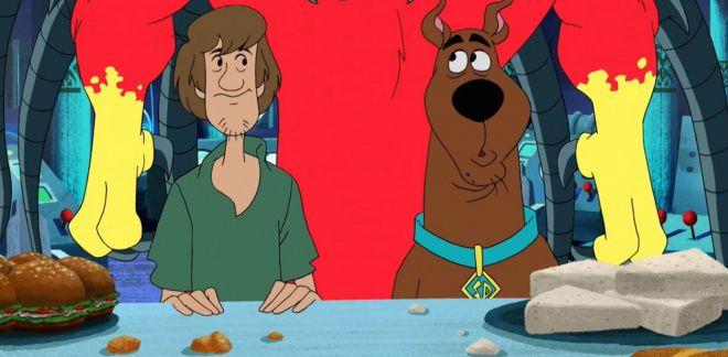 Le manège à voyager dans le temps - Trop Cool Scooby-Doo !