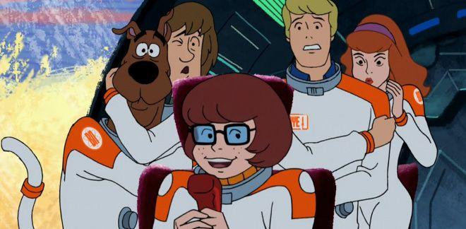 Mystère dans l'espace - Trop Cool Scooby-Doo !