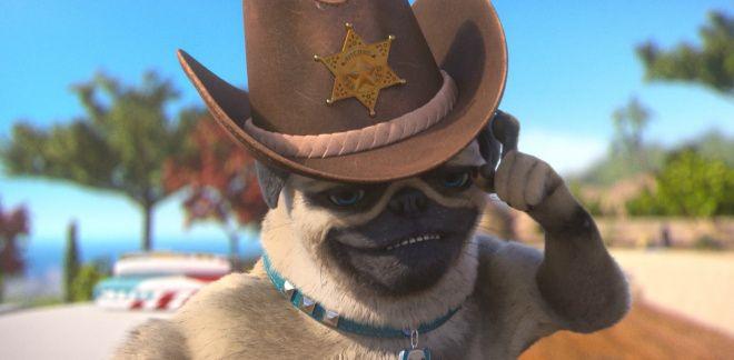 Mike le shérif - Activités pour enfants