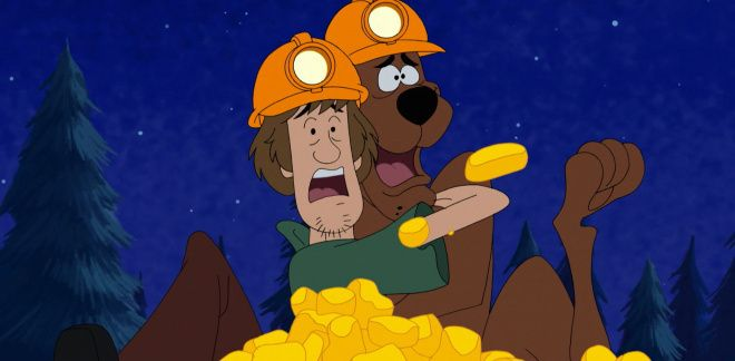 Fast food com o Flash - Scooby-Doo e Companhia