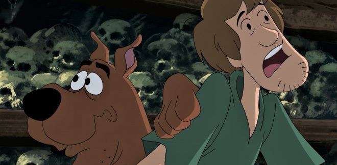 Gigi Hadid'le gizem çözme - Scooby Doo ve Bil Bakalım Kim?