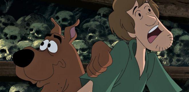 Mysterie med Gigi Hadid - Scooby-Doo og hvem tror du