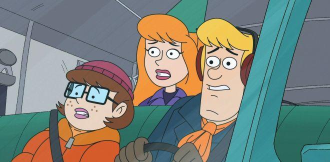 Atak dinozaura - Wyluzuj, Scooby-Doo!