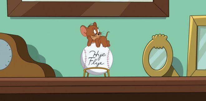 Nie dotykaj mojej piłki do baseballa! - Tom i Jerry