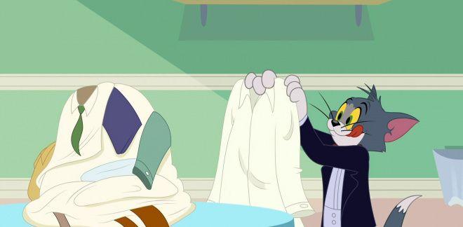 Cel mai bun majordom - Tom şi Jerry