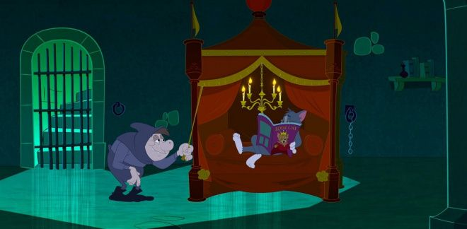 Teroarea numită Tom - Tom şi Jerry