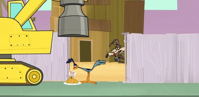 Mission zur Zerstörung des Road Runner - Neue Looney Tunes