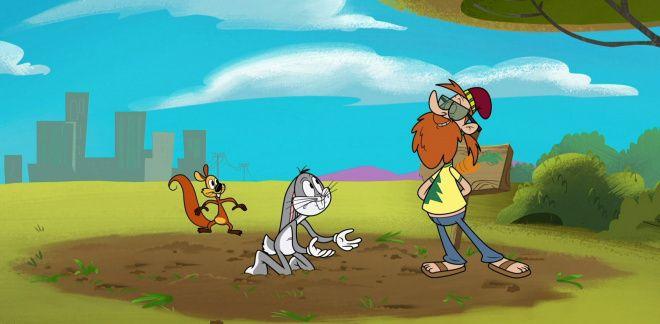 Red de konijnen - Bugs!