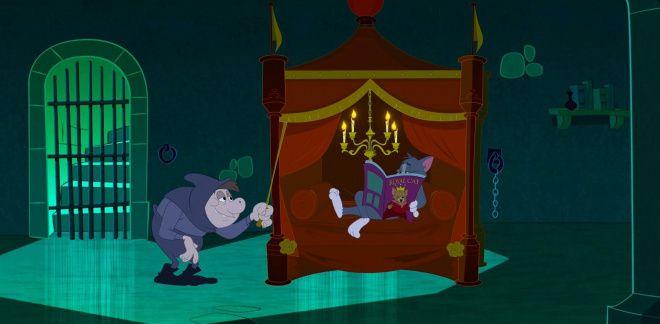 Tom de Verschrikkelijke - Tom and Jerry