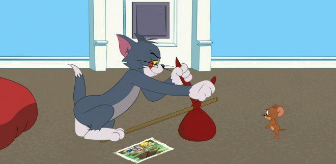 Tom gaat ervandoor - Tom and Jerry