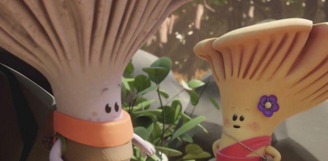 Pancake Day - Mush-Mush and the Mushables