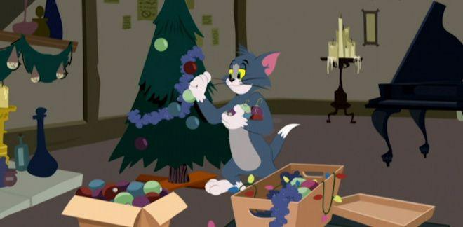 La tregua di Natale - Tom e Jerry