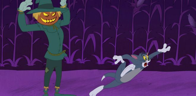 Lo spaventapasseri spaventoso - Tom e Jerry