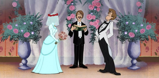 Shaggy gets married - Scooby-Doo and Guess Who?