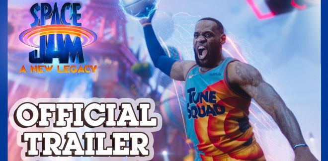Space Jam: A New Legacy Trailer - New Looney Tunes