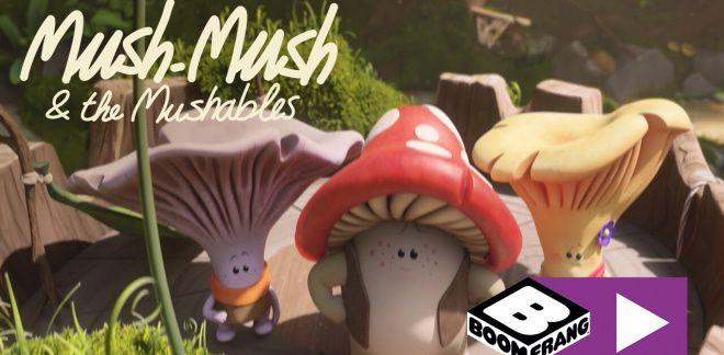 Annoying Roommates - Mush-Mush and the Mushables