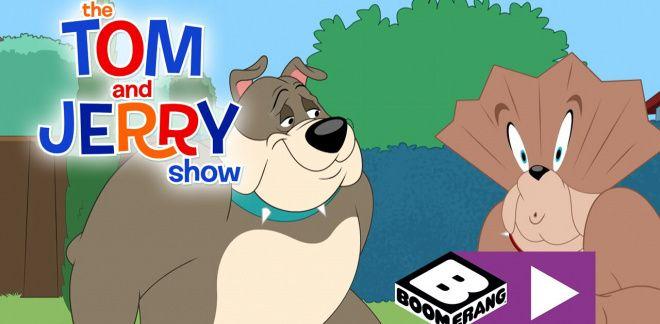 Bully Next door - Tom & Jerry