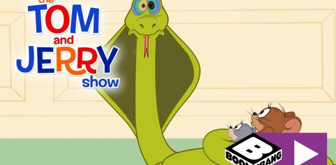 Snake Charmer - Tom & Jerry
