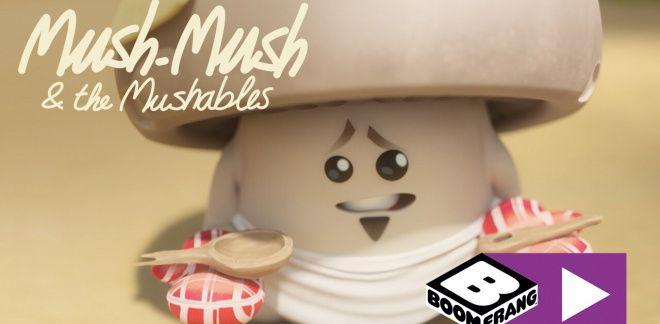 Sushi-Mushi Stops cooking! - Mush-Mush and the Mushables
