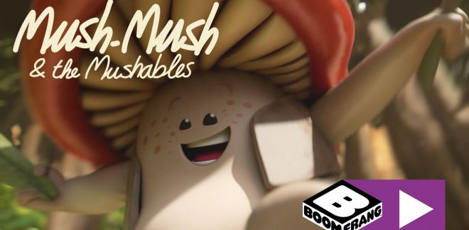 The Bee Fragrance - Mush-Mush and the Mushables