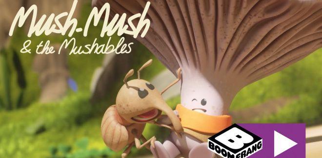 Trainig a weevil - Mush-Mush and the Mushables