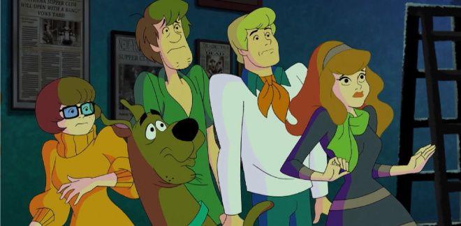 DJ İskeleti - Scooby Doo ve Bil Bakalım Kim?