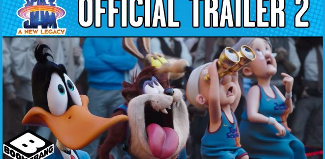 Space Jam: A New Legacy - Trailer 2 - Looney Tunes Cartoons