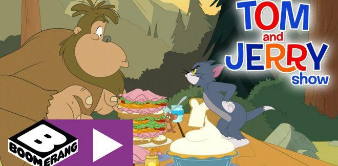 Bigfoot - Tom & Jerry