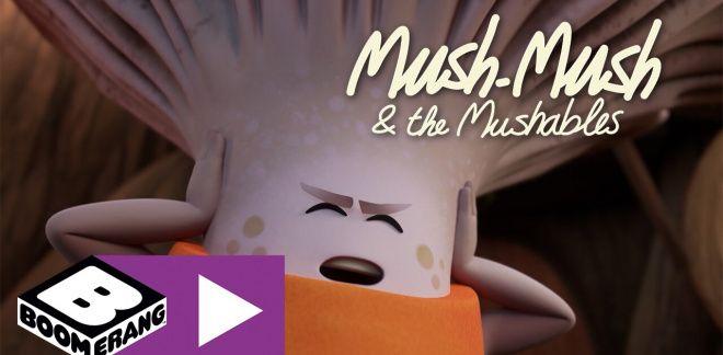 Don't Spoil the Surprise - Mush-Mush and the Mushables