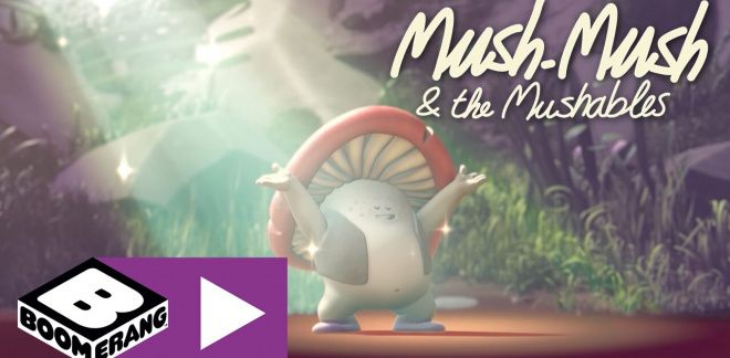More Awesome - Mush-Mush and the Mushables