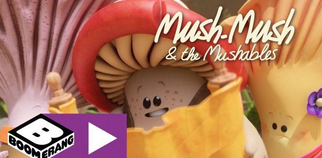 Mushpot's Treasure - Mush-Mush and the Mushables
