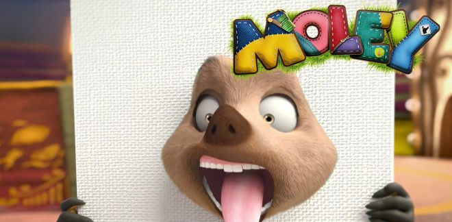 Moley: Meet the Characters - Moley