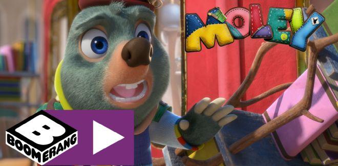 Go Easy on the Magic - Moley