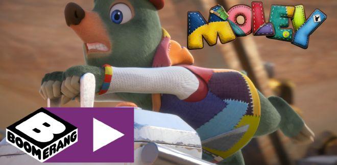 Mish Mosh Mishaps - Moley