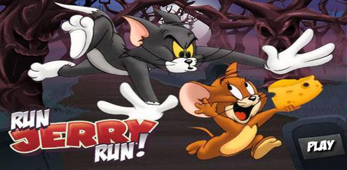 Tom and Jerry - Run Jerry Run!