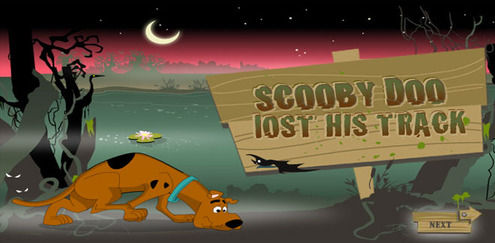 Scooby Doo - Lost his Track