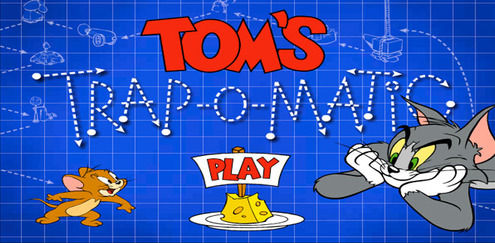 Tom and Jerry - Trap-o-Matic