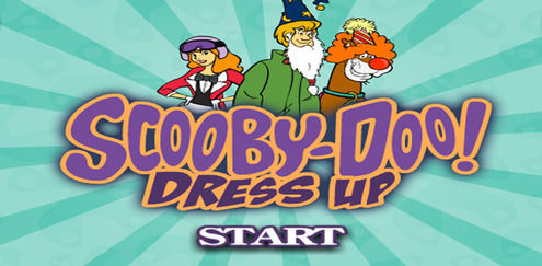 Scooby Doo - Dress Up