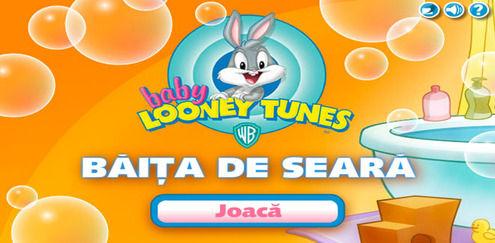 Baby Looney Tunes - Băița de seară