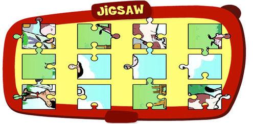 Mr Bean - Jigsaw
