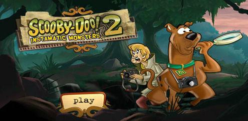 Scooby Doo - Instamatic Monsters 2