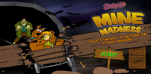 Scooby Doo - Mine Madness