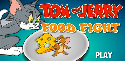 Tom and Jerry - Food Fight