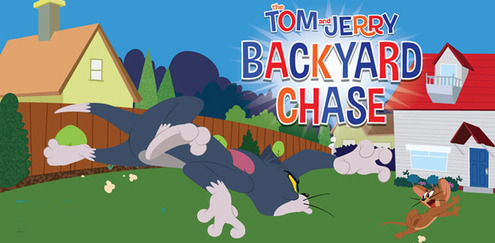 Tom and Jerry - Backyard Chase