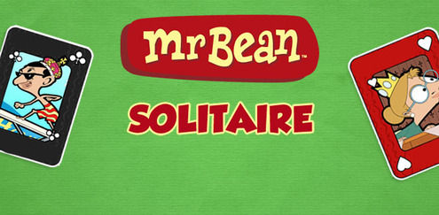 Mr Bean - Solitaire