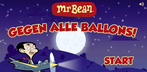 Mr Bean - Gegen alle Ballons